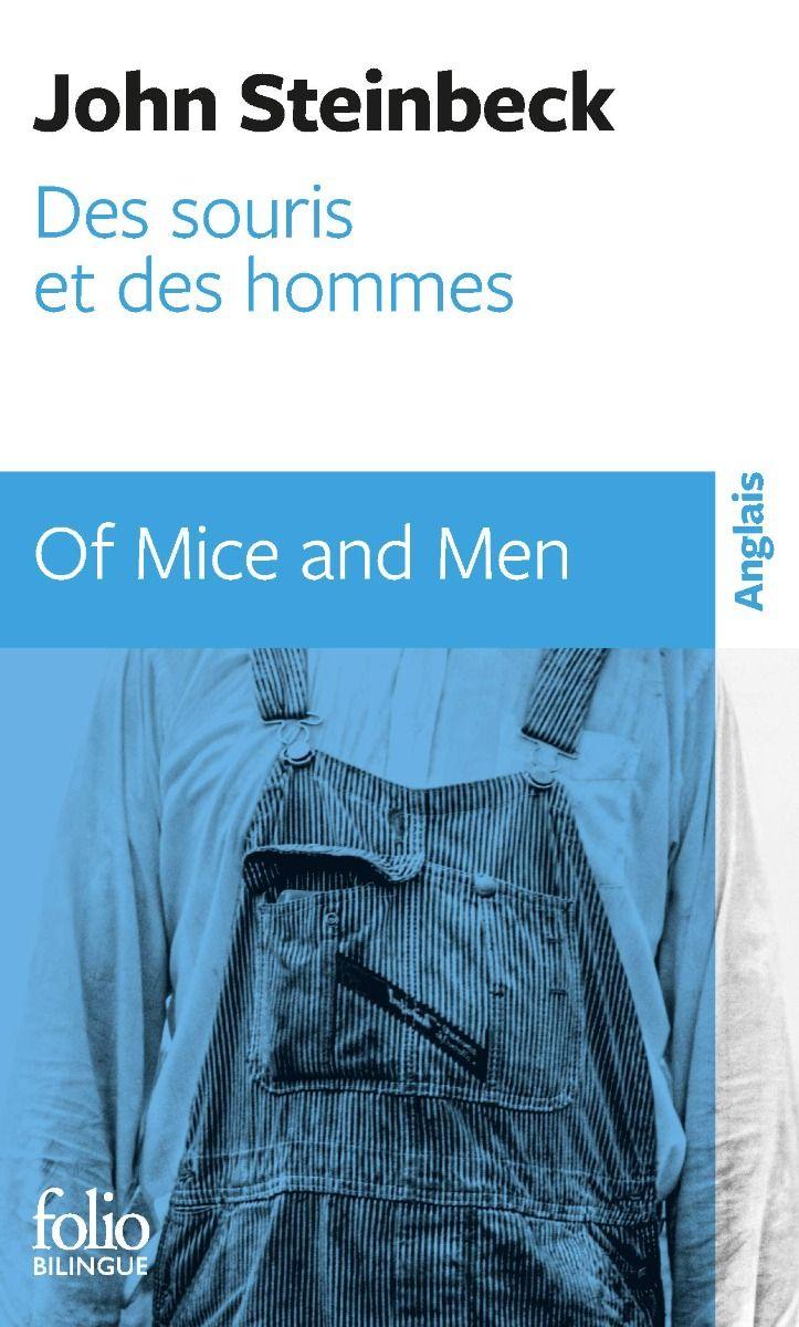 Des souris et des hommes/Of Mice and Men - John Steinbeck